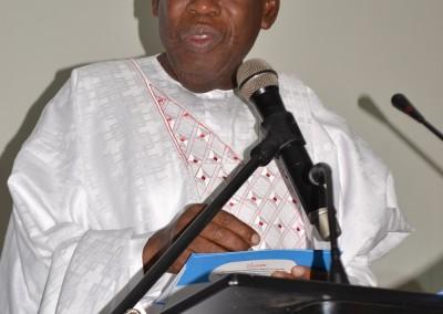 Alhaji Abdullahi Ganduje, Governor Kano State