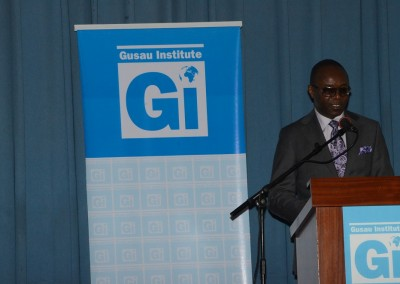 Speaker, Dr Ibe E Kachikwu