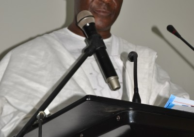 Master of Ceremonies, Mr Musa Zubairu