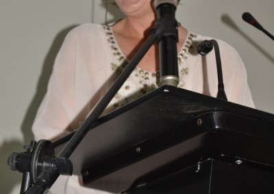 Vote of Thanks, Mrs Marlene Maritz
