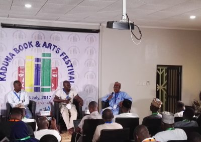 Panel Discussion on Challenges of Publishing in Northern Nigeria