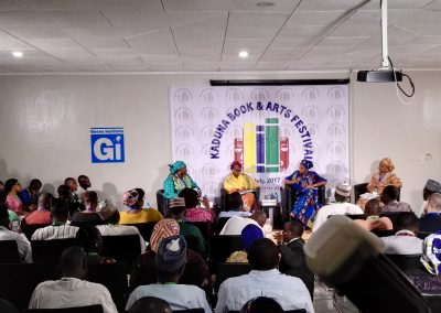 Panel Discussion on Harnessing the Potential of Women in Northern Nigeria