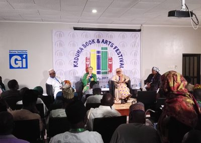 Panel Discussion on Modern Literature in Hausa
