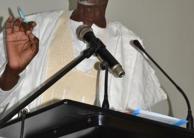 Prof Abubakar Sadiq, ABU, Zaria