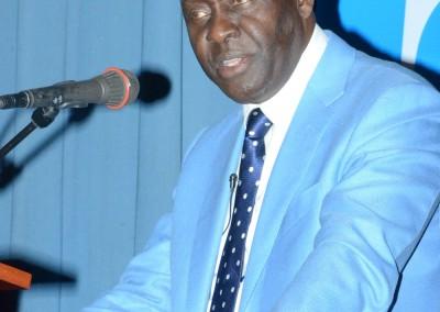Speaker, Vice Adm Dele Joseph Ezeoba (Rtd)