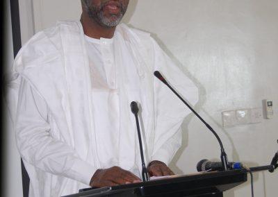 Ambassador Ahmed Magaji