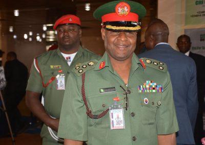 Brig. Gen. Ibrahim, Ministry of Defence