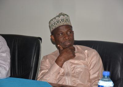 Hon. Kaduna Commissioner of Agriculture and Forestry