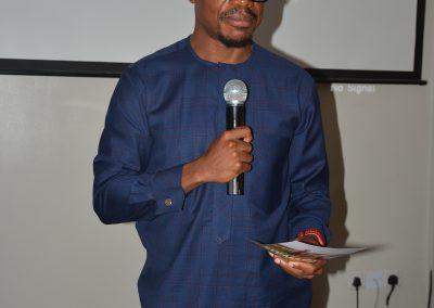 Mr. Amara Nwankpa