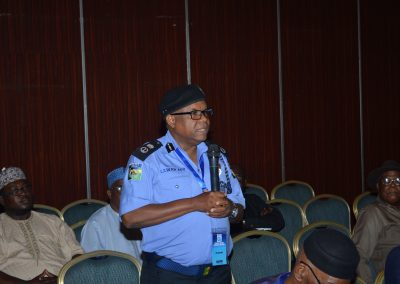 CP Lawan Ado, Cmdt. Kaduna Police College