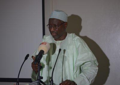 Dr. Usman Bugaje