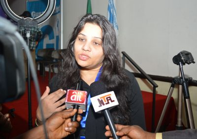 Interview by IG Roopa D. Moudgil