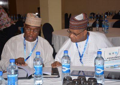 Dr. Bukar Usman, Alh. Mohammed Hayatuddeen