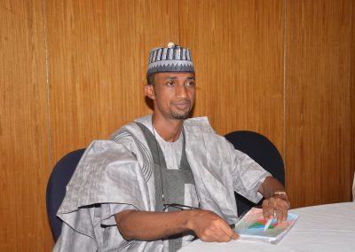 Dr. Mansur Bako-Matazu