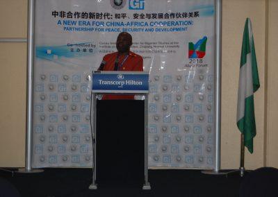 Mr. Julius Enehikhuere