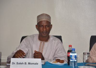 Dr. Saleh B. Momale